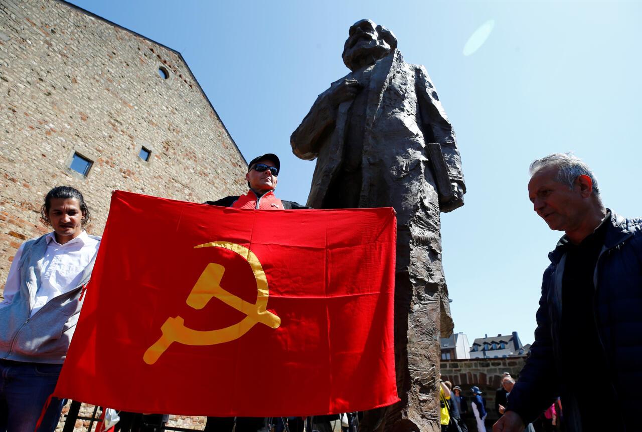 Eesti sotsidele hirmuks – nende ideoloogia kõrbeb kogu maailmas peale Bideni-USA