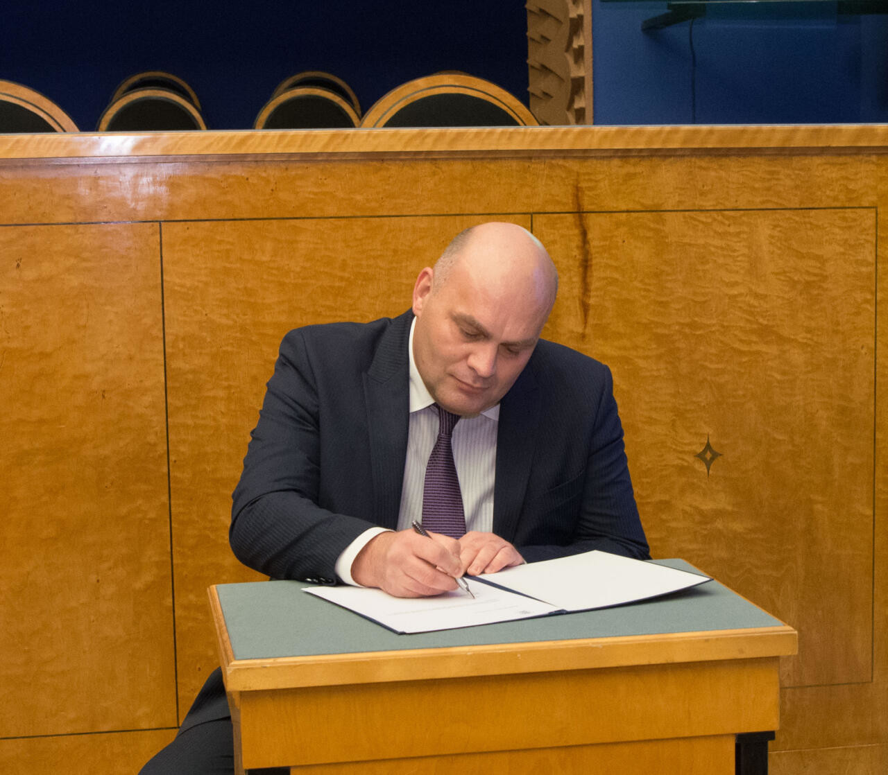 Politsei ei kavatsegi alustada Kravtšenko ülbitsemise kohta menetlust