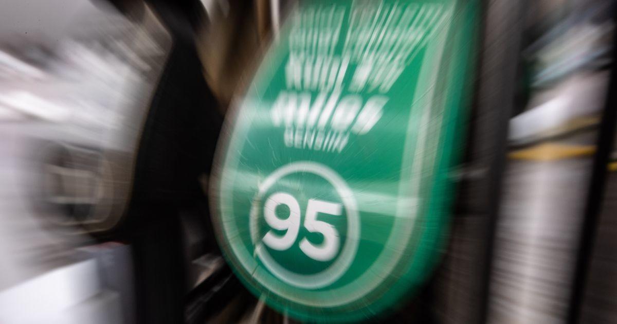 Tallinna kütusehinnad tegid korraliku tõusu, bensiin on Baltimaade kõige kallim