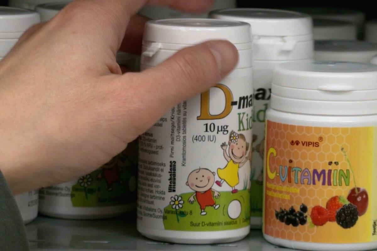 Anarhia poes ja apteegis: pooled toidulisandid ei vasta lubatule ja müügil kapslid, mis tervisele ohtlikud