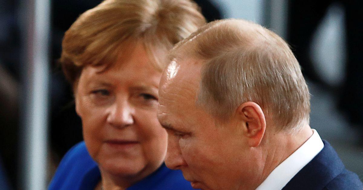 Kreml: Putin ja Merkel on mures pingete pärast Ida-Ukrainas