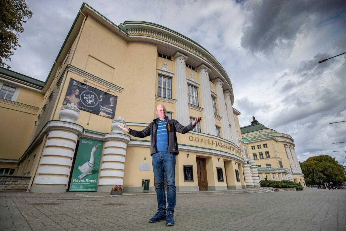 René Soom: aeg on näidanud, et Estoniale ei suudeta konkurentsi pakkuda