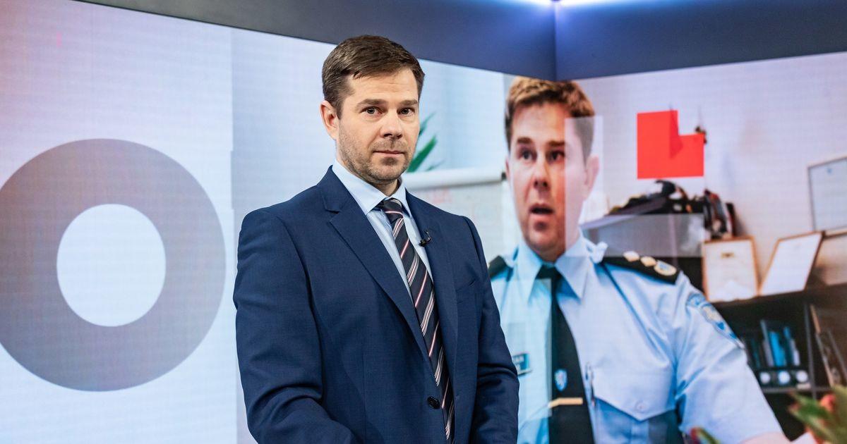 Kristian Jaani: minu maailmavaade on politseiniku maailmavaade