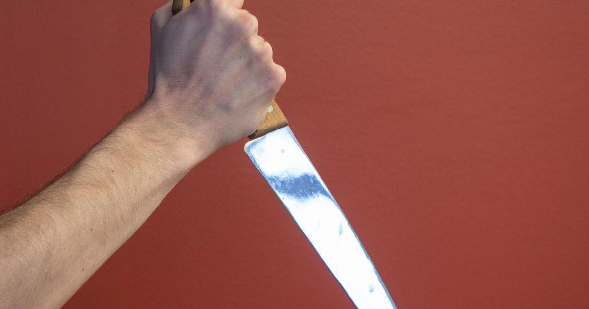 Ämmuste koolis leiti õpilase kapist nuga