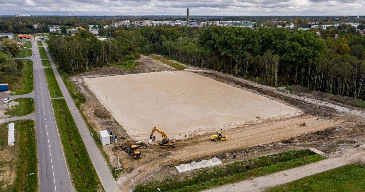 Linnakujunduse spetsialist: Härma kaubahoovi hakkavad ümbritsema spordi- ja vabaajakeskus