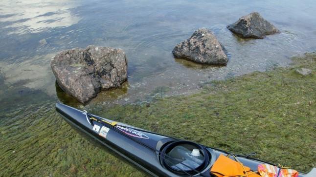 Laulasmaal uppusid kaks kajakiga merele läinud meest