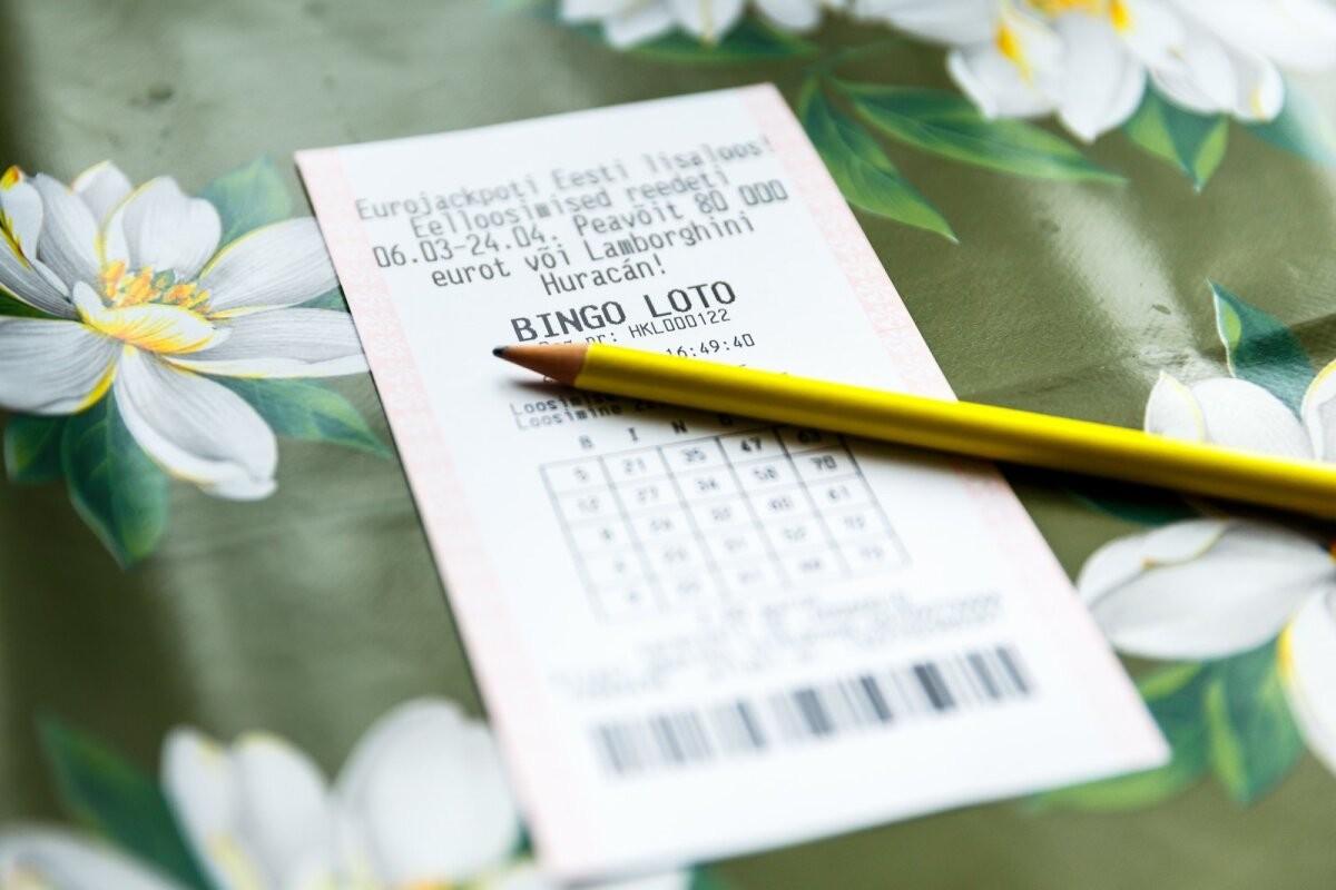 Üks õnnelik mängija võitis täna Bingo lotoga 541 000 eurot