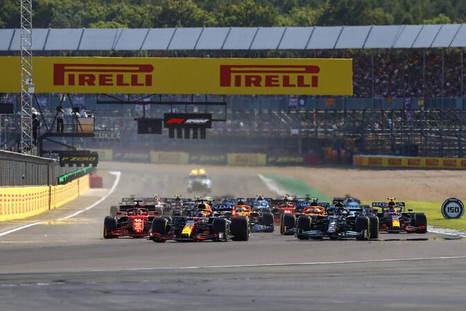 F1 sarja teine sprint sõidetakse Monzas
