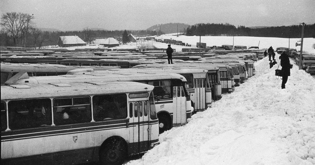 Rakvere bussid sõitsid iga suitsu juurde