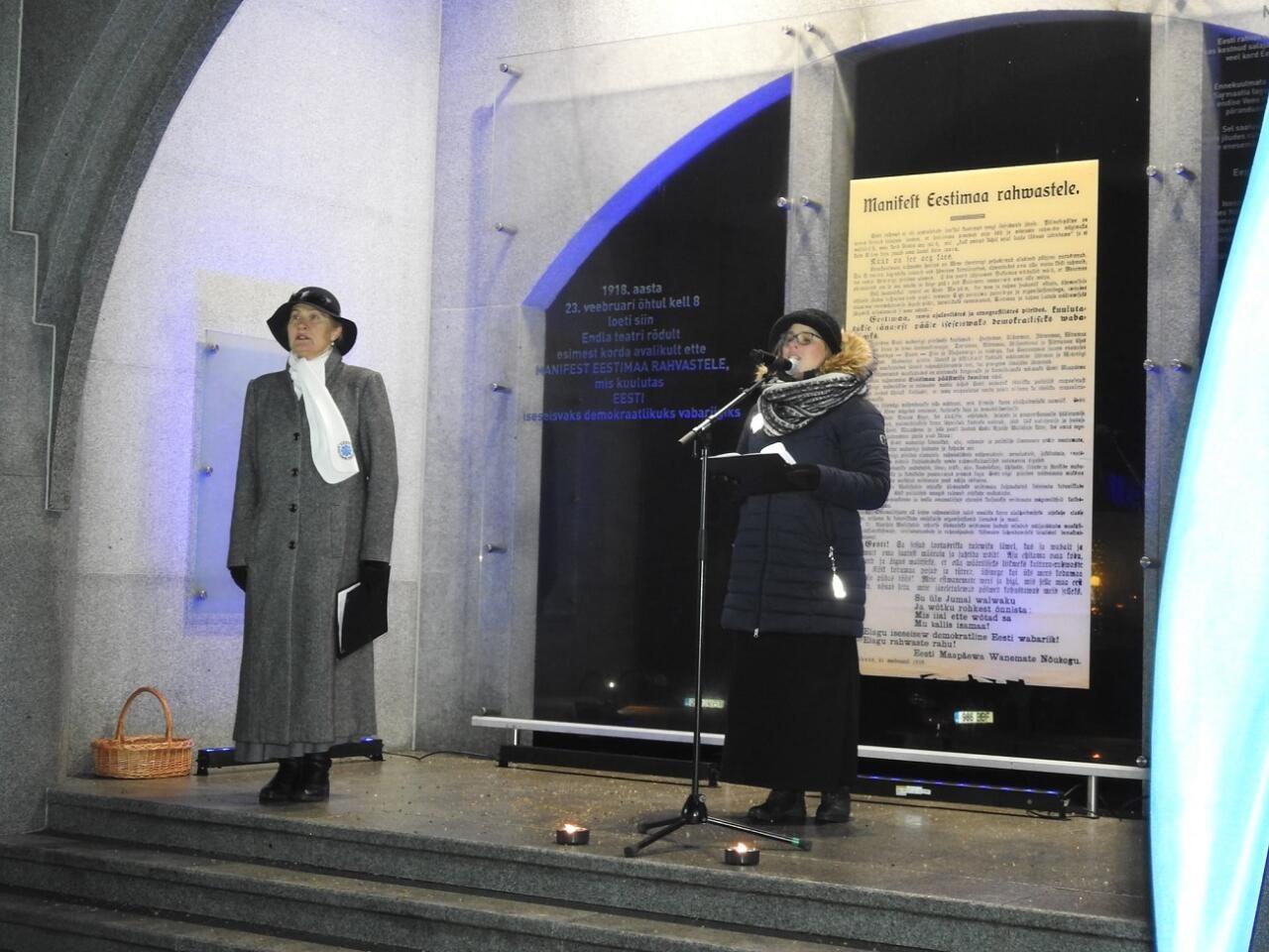 Helle Kullerkupp: need, kes meilt referendumi ära võtsid, tulevad varsti meie häält küsima