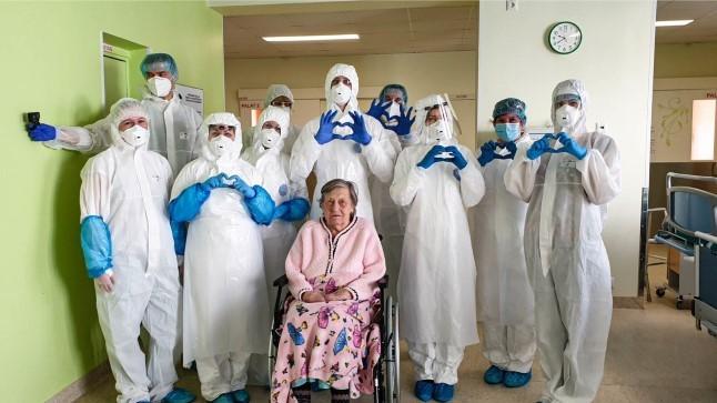 """Õdede ja hooldustöötajate tänamiseks loodud """"pai"""" kampaania kogus nädalaga üle 300 000 euro annetusi"""