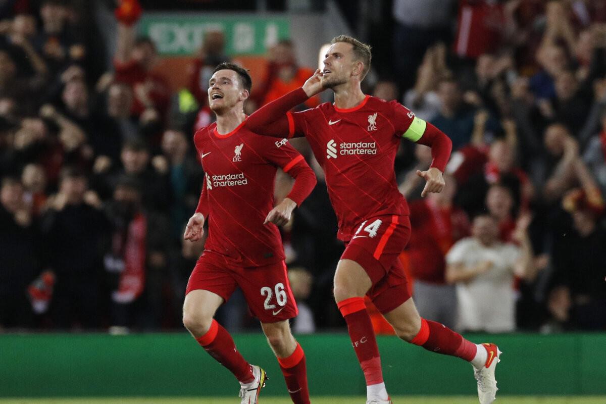 BLOGI   Meistrite liiga: Liverpool võitis põnevusmängus Milani, PSG kaotas surmagrupis autsaideri vastu punkte