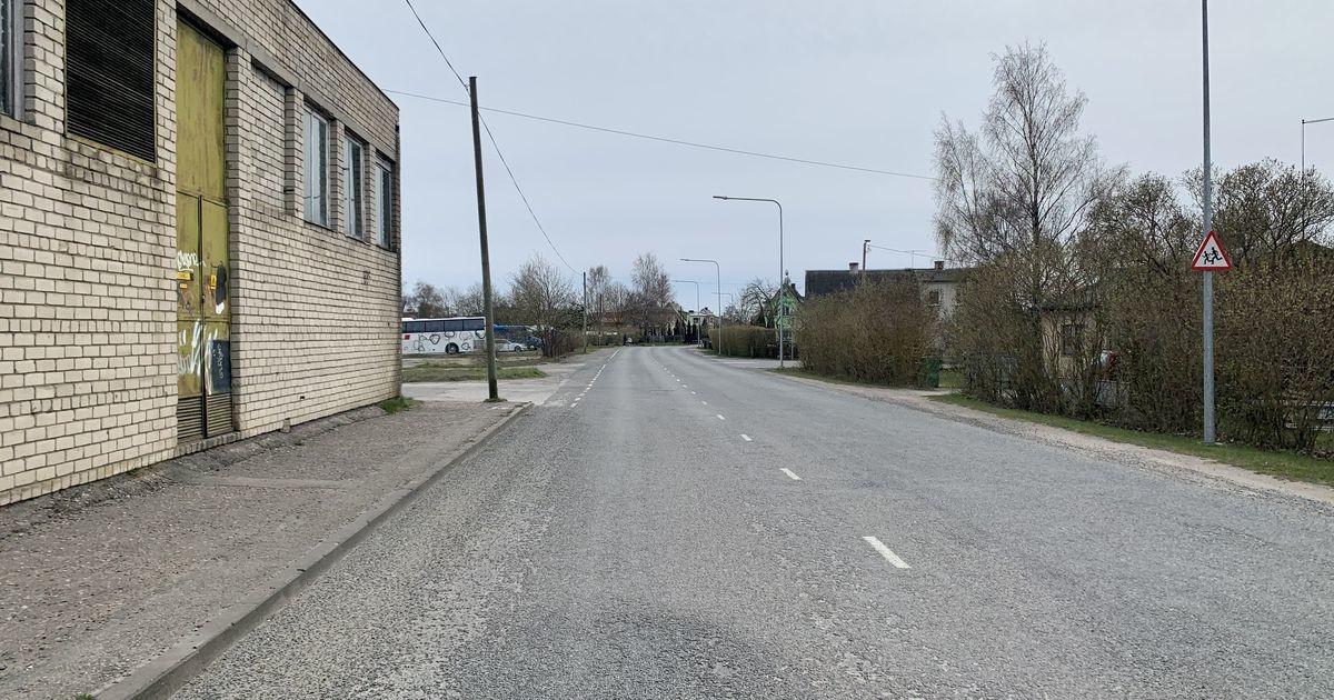 Vald hakkab Talve tänavale kõnniteed projekteerima