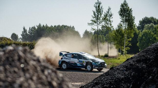 WRC-sarjas osalemise eest üle 2 miljoni euro peale maksnud Greensmith sihib tasuta sõitjakohta