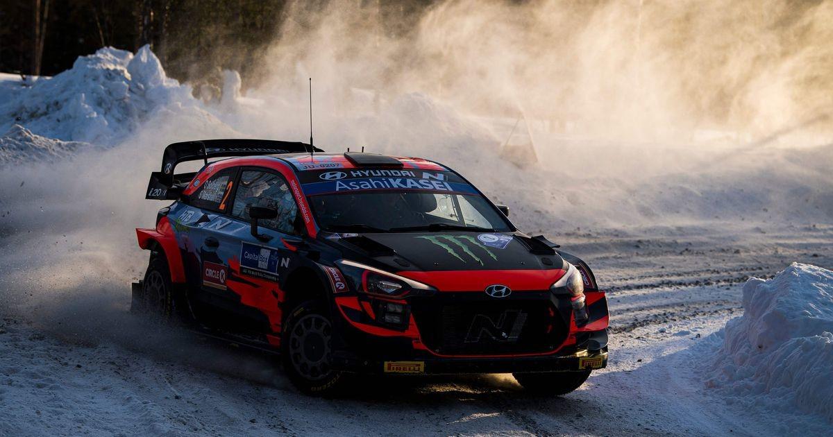 Arctic Rallyl säranud Solberg saab WRC-auto roolis uue võimaluse