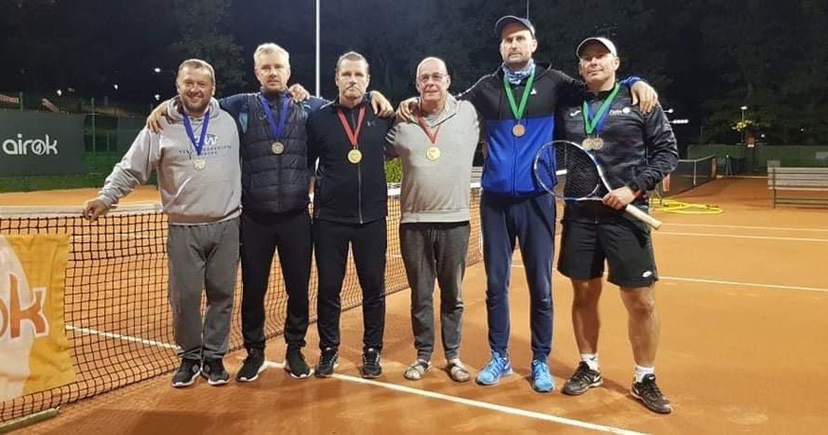 Selgusid tänavused Viljandimaa parimad tennisemängijad