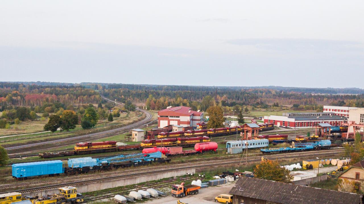 Jaak Uibu: Rail Balticu seiskamine tõendaks teona tõsist suhtumist kliimaprobleemidesse