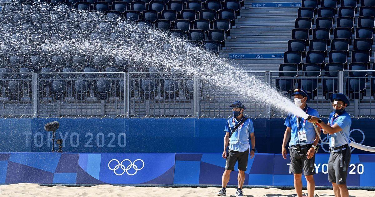 Sportlaste murekohad Tokyos: voodid, kuumad ilmad ja olümpiaküla tingimused
