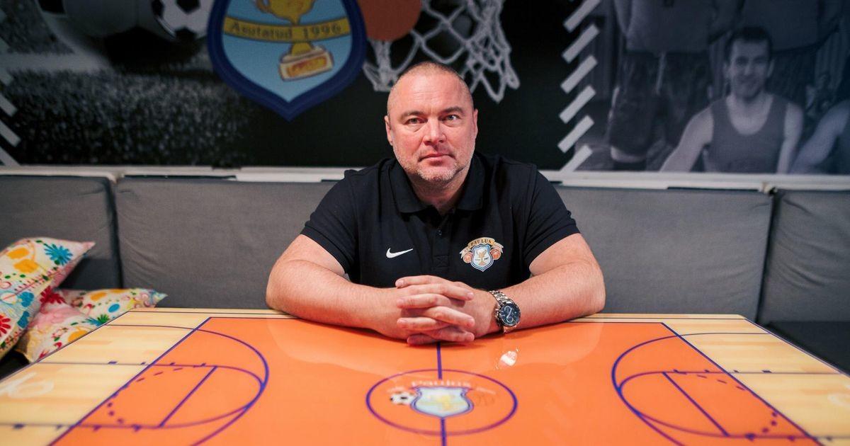 Sadama korvpallimeeskonna juht Johan Kärp: Tahan vabandust paluda kõikidelt Pärnu fännidelt, et sellise jamaga hakkama saime