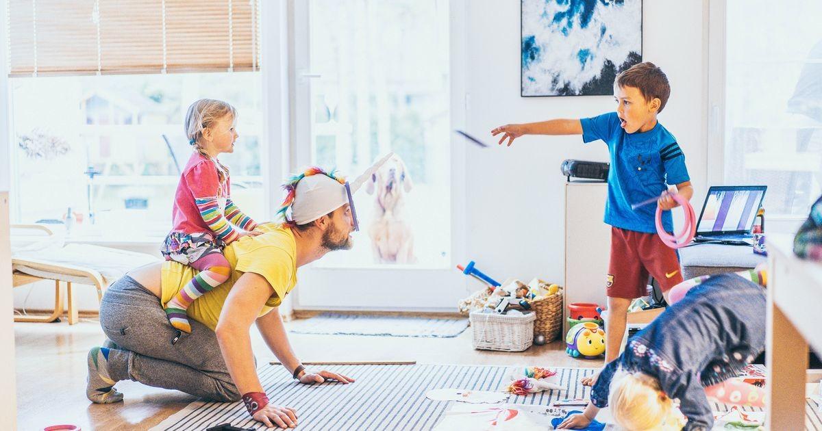 Kolme lapse isa Illimar Pilt räägib, kuidas leida tasakaal pere, töö ja kõige muu vahel