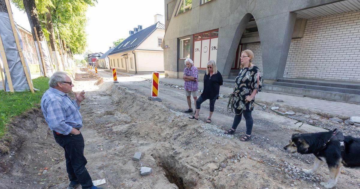 Muinsuskaitseamet laiendas kuueks kuuks Paide linnas kaitsealust vööndit
