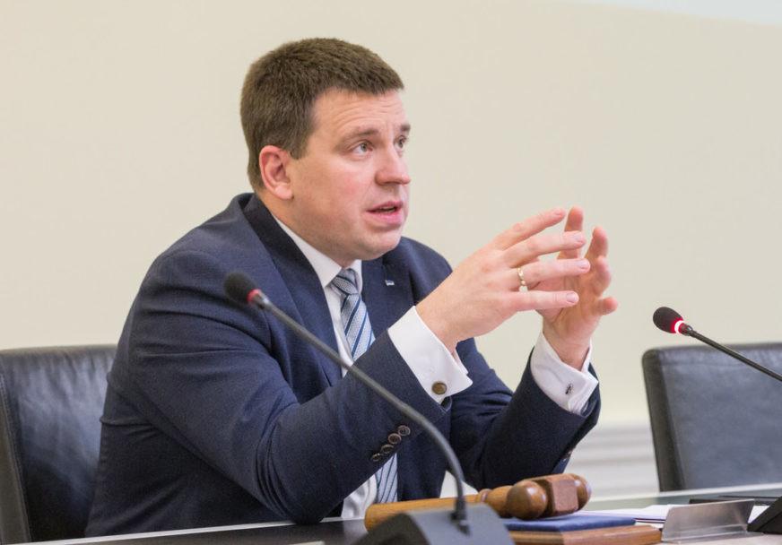 Jüri Ratas: kohalike valimiste eel püüab opositsioon viirust rakendada, mitte hävitada