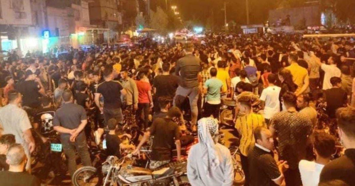 Iraanis avaldatakse meelt veepuuduse ja valitsuse vastu