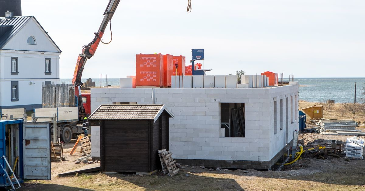 Poole miljoni eest saab Sõrve tualeti, kus sees köök ja turistide varjupaik