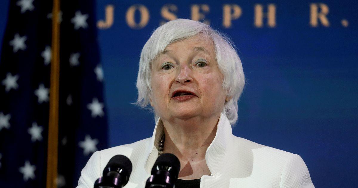 USA rahandusminister: intressimäärasid tuleb majanduse kasvades võib-olla tõsta