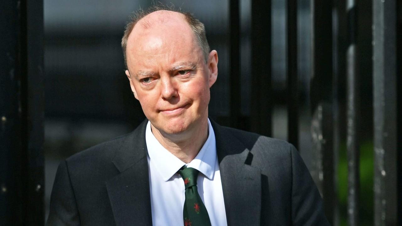 Suurbritannia tervisenõunik Chris Whitty: Lukustusi enam ei tule, kohtleme Covidit nagu grippi