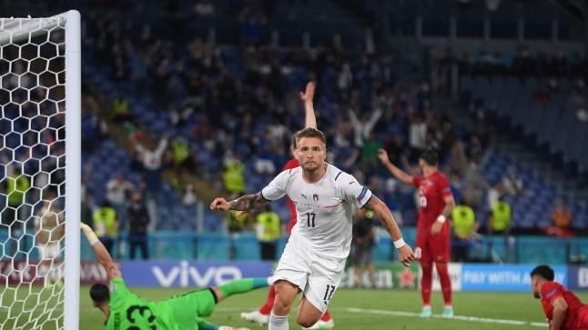 Jalgpalli EMi blogi | Itaalia pääses Türgi omaväravast mängu juhtima
