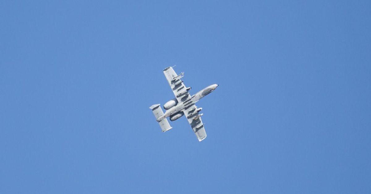 Saaremaa kohal näeb NATO lennukite ülelendu