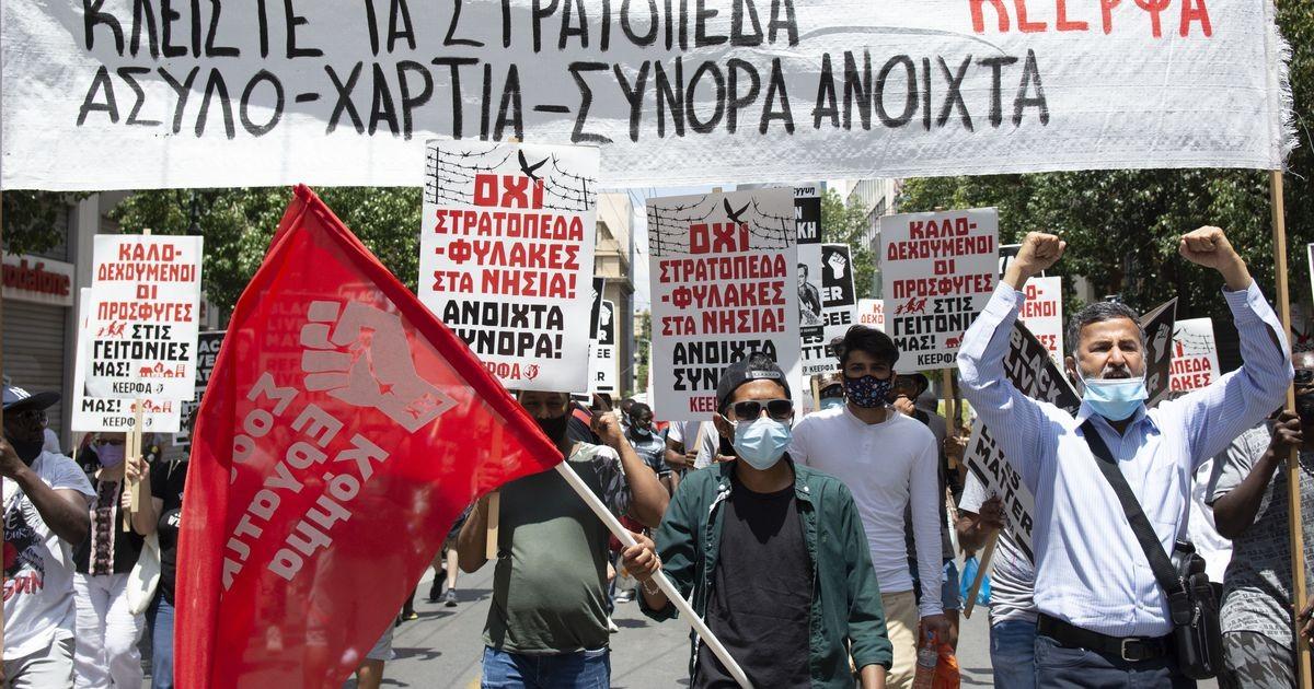 Tööreformi vastane streik pani Kreekas transpordi seisma
