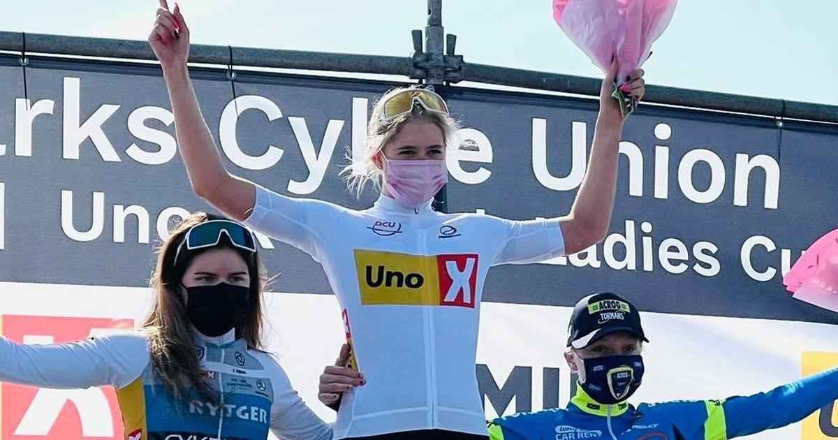 Suvepealinna rattur teenis Taani klubi särgis esimese individuaalvõidu