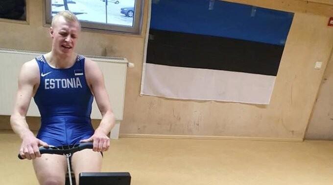 Eesti võitis sisesõudmise MMilt hõbemedali