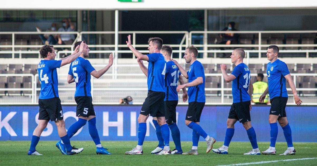 Eesti jalgpallikoondis võitis 83-aastase vaheaja järel Balti karika!