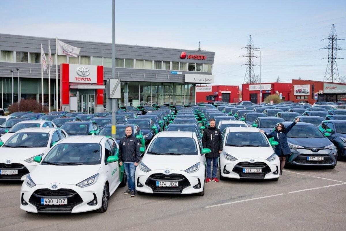 FOTO: Inimesed tunglevad ka autosid ostma. Kodumaine automüüja tegi uue rekordi