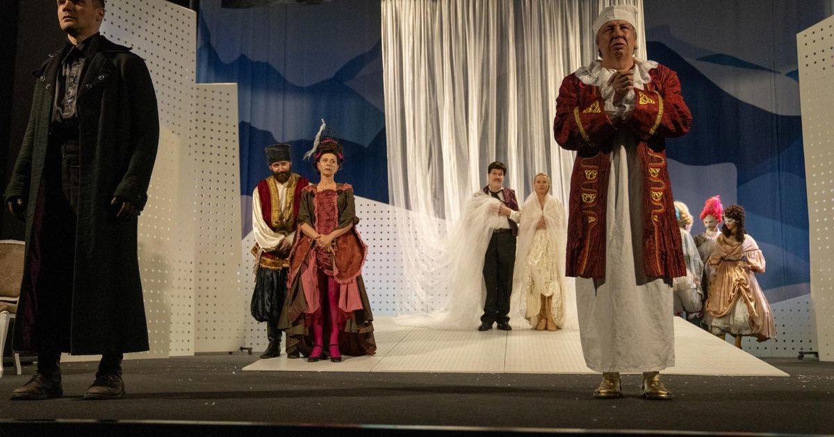Rakvere Teatri hilissuvelavastuses mängib külalisena Ott Lepland
