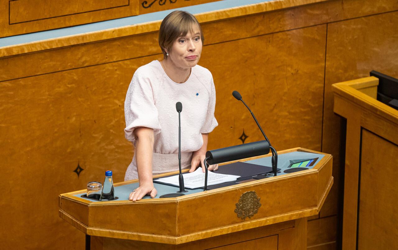 """""""Proua president, hoidke eemale väikesest Eestist!"""""""