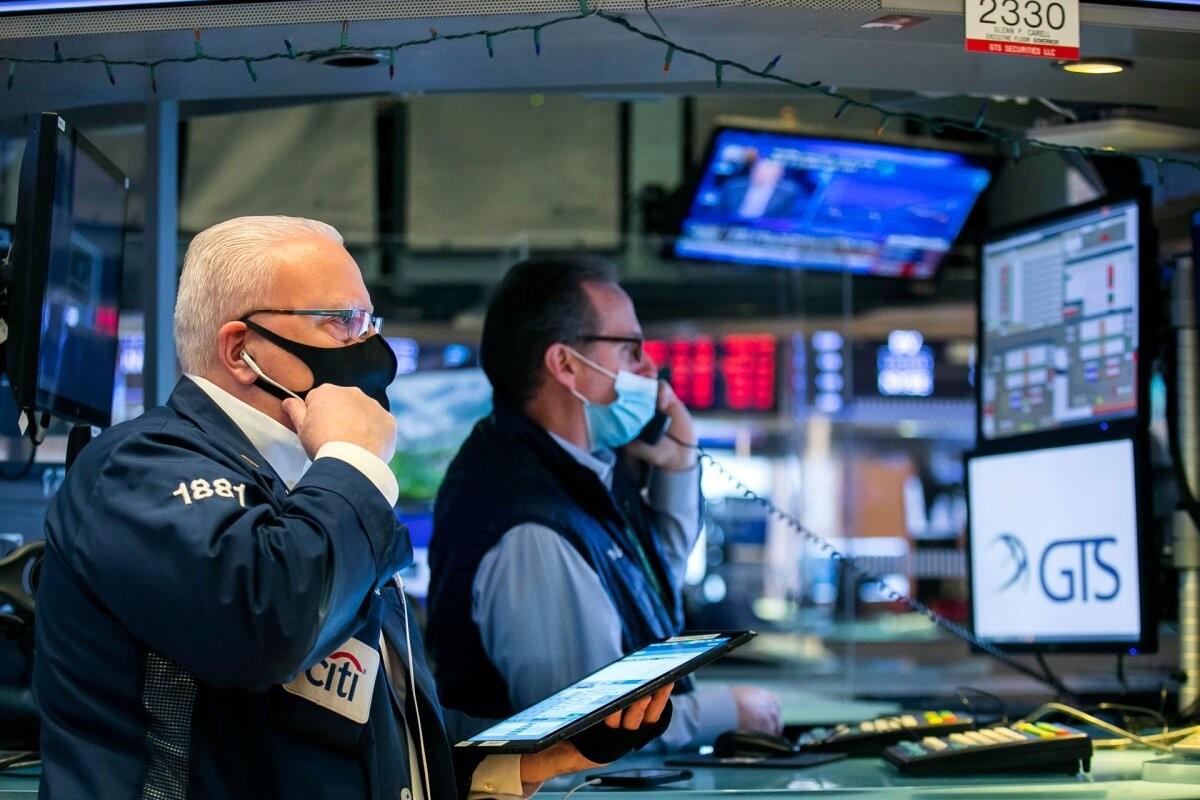 USA aktsiaturud lõpetasid nädala napilt plusspoolel