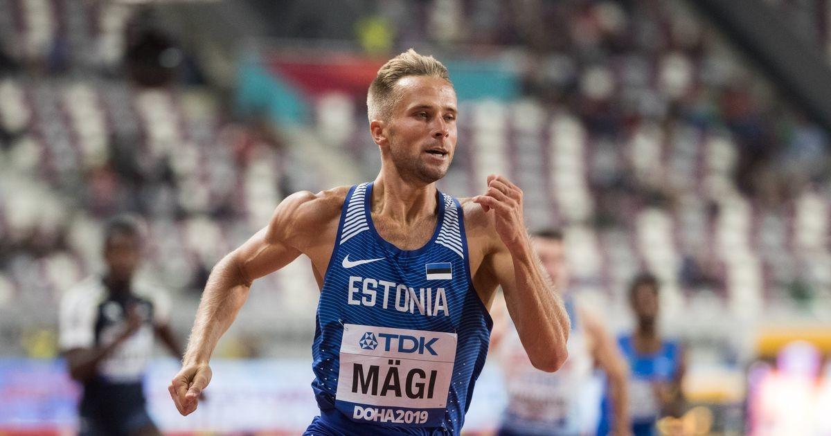 Rasmus Mägi läheb poolfinaalkohta vormistama