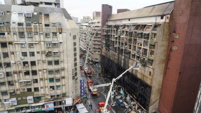 Taiwanis hukkus kortermaja põlengus vähemalt 46 inimest