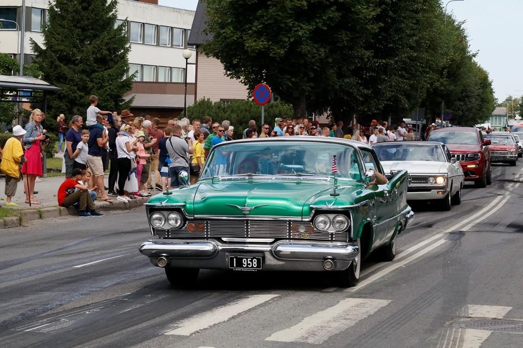 Ameerika autode näitus jääb tänavu ära