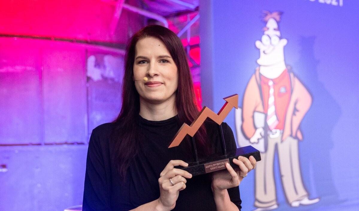 Naine, kes tõestas, et investeerimine pole vaid suurärimeeste, reptiilide ja kardinalide pärusmaa