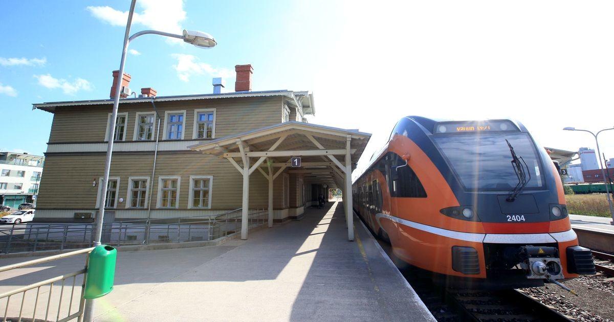 Vedurite ülekuumenemine põhjustab Elroni rongide hilinemist