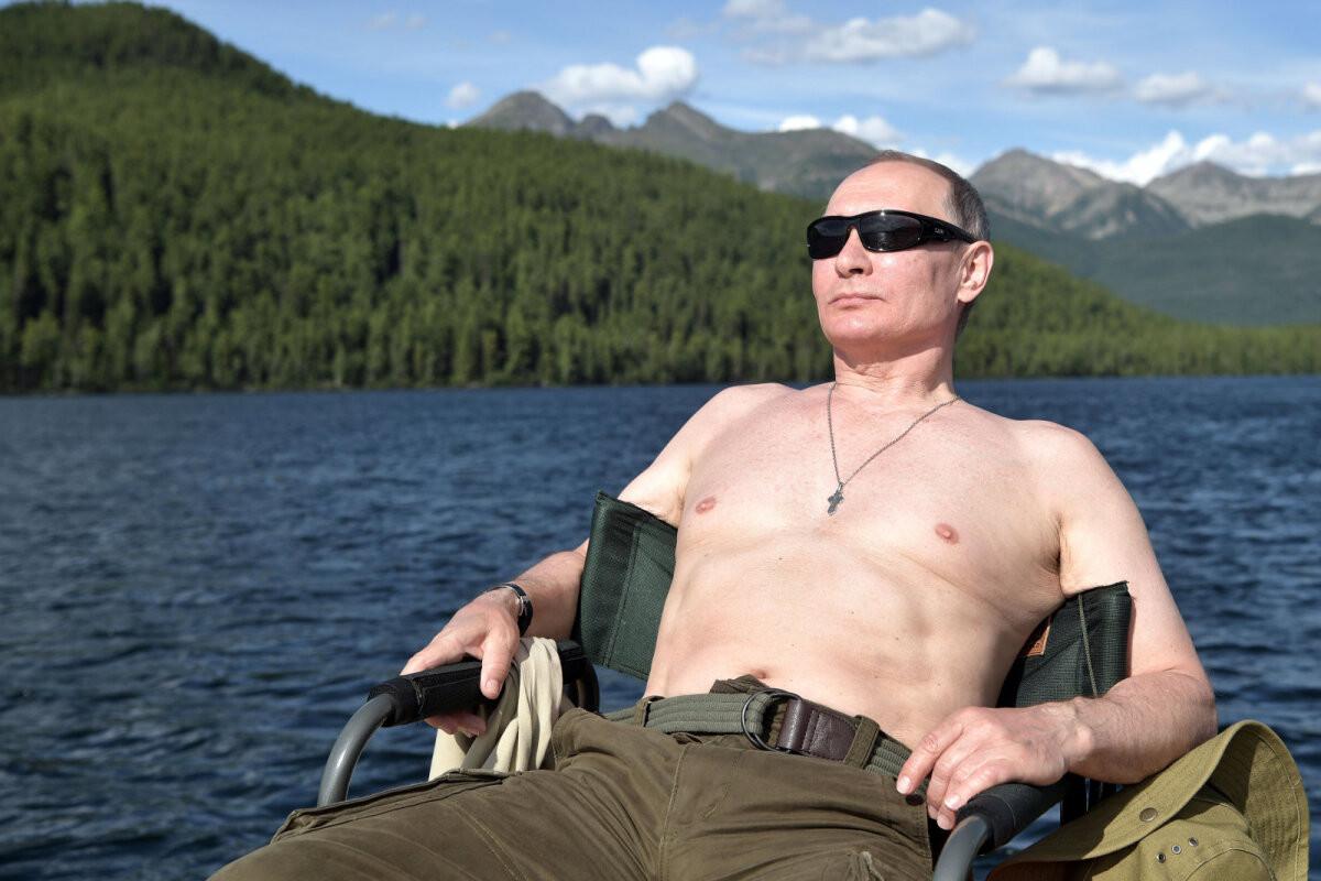 VENE MEEDIA PÄEVIK   Aina rohkem viiteid kinnitab, et Putin võib olla homoseksualist