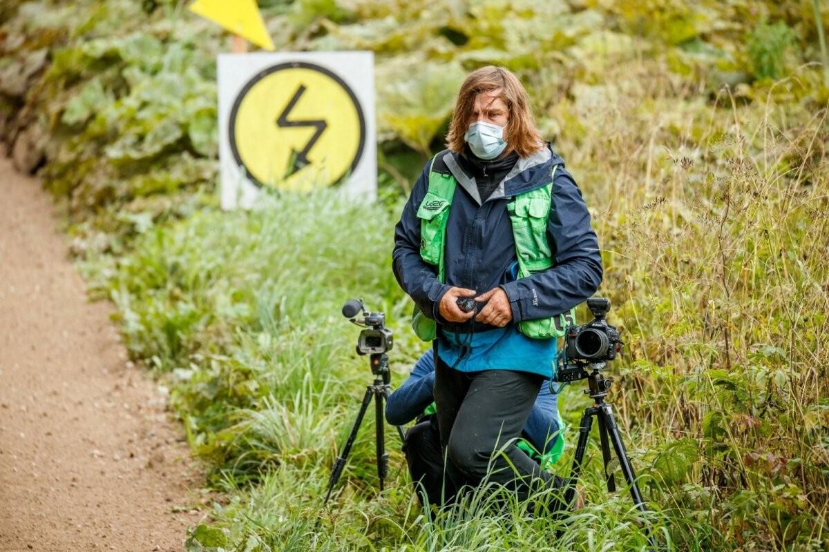 Vägev tunnustus: Eesti rallifotograafi foto valiti WRC-sarja viimase veerandsaja aasta parimaks