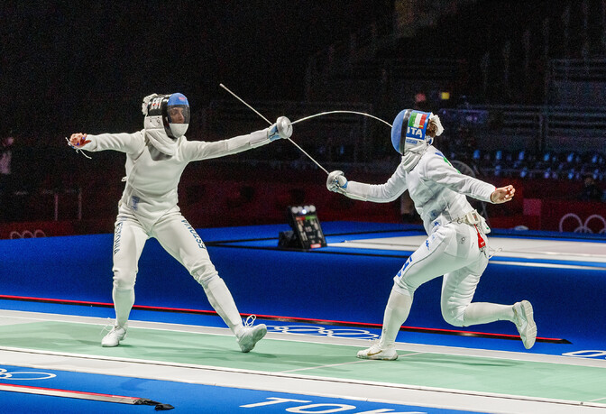 Katrina Lehis püüab Tokyo olümpial pronksmedalit