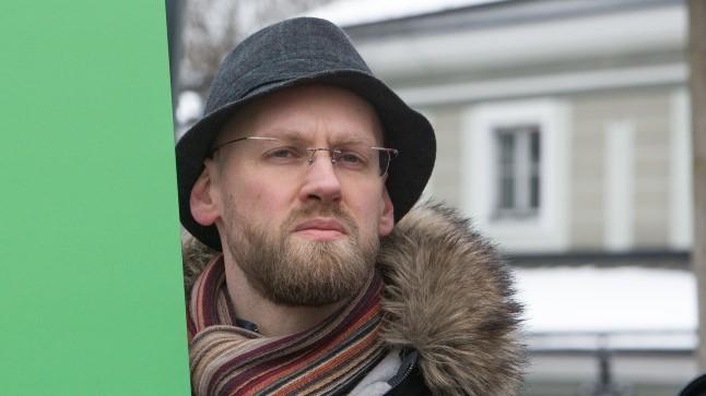 Varro Vooglaid läheb koroonatõendi pärast valitsuse vastu kohtusse