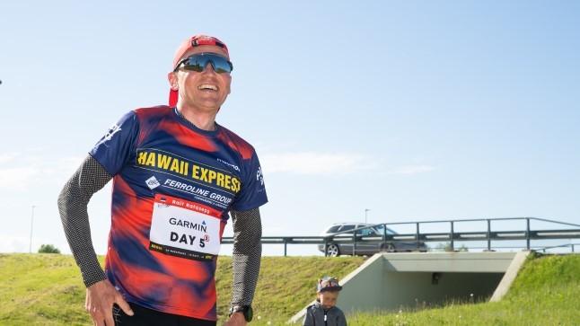 Ultramees Ratasepp on järjekordseks pöörasuseks valmis: pärast neljakümnendat triatloni läheb jälle lihtsaks!